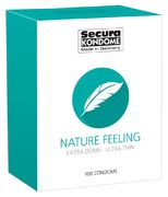 Nature Feeling - superohuet kondomit (100 kpl)