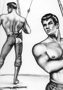 Tom of Finland -postikortti #02
