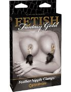 Feather Nipple Clamps