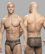 Animal Brief, Animal Print