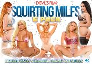 Squirting MILFs 6-Pack