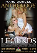Anthology Deluxe - Legends (DVD)