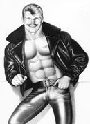 Tom of Finland -postikortti #16