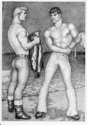 Tom of Finland -postikortti #04
