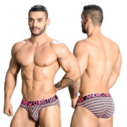 Physical Stripe Brief w/ Almost Naked