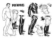 Tom of Finland -postikortti #29