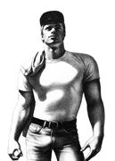 Tom of Finland -postikortti #32