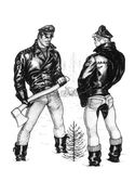 Tom of Finland -postikortti #40