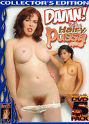 Damn! That's a Hairy Pussy (5 x DVD)