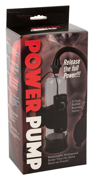 Power Pump -penispumppu