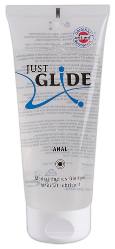 Just Glide - Anal