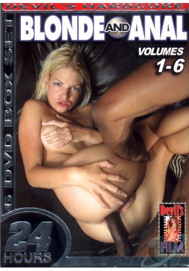24h - Blonde and Anal Vol. 1-6