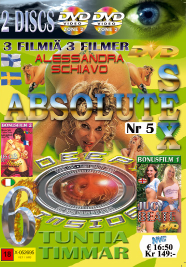 Absolute Sex 5