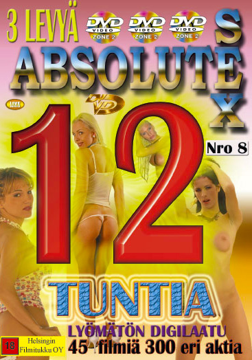 Absolute Sex 8
