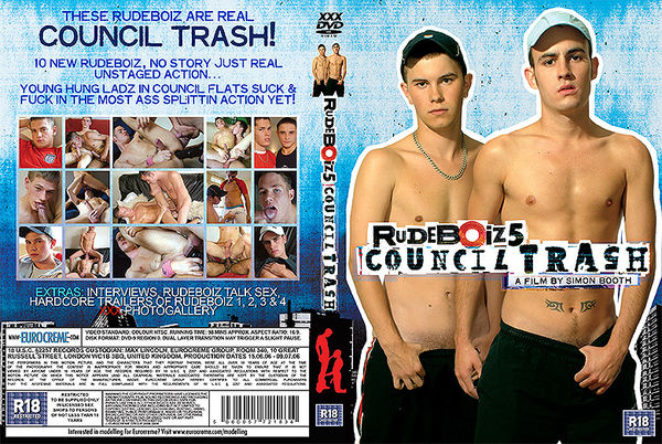 Rudeboiz 5: Counciltrash