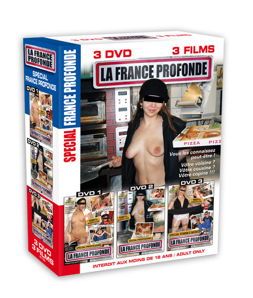 Special France Profonde (3 x DVD)